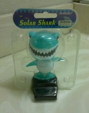 AQUA SOLAR POWER DANCING SHARK..(●_●).(●_●).(●_●)...