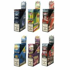 JUICY JAYS ROLLING PAPERS, WRAP 3 Boxes (Total 150pc) mix your wrap flavours