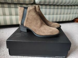 Kenneth Cole Levon Suede Women's Chelsea Ankle Boot, UK 6