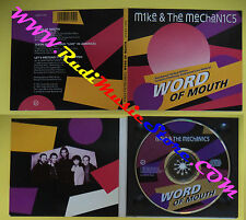 CD Singolo Mike & The Mechanics Word Of Mouth VSCDX 1345 DIGIPAK no lp mc(S31)