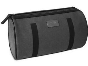 Hugo Boss Parfums Toiletry Wash Bag Grey Mens Shave Travel Pouch