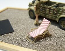 Airmodel Products 1/72 GERMAN LUFTWAFFE DECK CHAIR Photo Etch Set