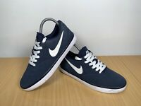 Nike SB Navy Suade Trainers Size UK 5.5 EUR 38.5