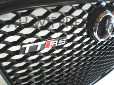 Tuning Audi TT RS Original Kühlergrill Grill schwarz Frontgrill TT TTS 8J Gitter