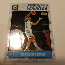 Kenneth Faried 2016-17 Donruss Optic - Crashers