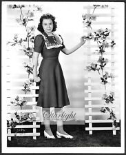 Child Actress Jane Withers LOT 2 Original 1940s Portrait Photos Shirley Temple