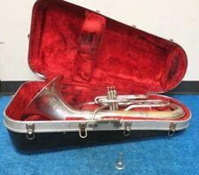 REYNOLDS CONTEMPORA 3 valve BARITONE HORN euphonium W/Case 921627