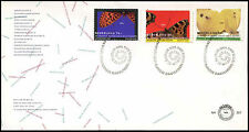 Netherlands 1993 Butterflies FDC First Day Cover #C28027