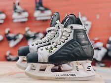 Graf Ultra G70 Snr Ice Hockey Skates - Schwartz 13973 - UK 10 - D Narrow Fit