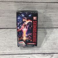 Transformers Trading Card Box -Wizards Of The Coast Sealed Booster Pack Bundle