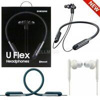 Samsung U Flex Bluetooth Wireless In-ear Flexible Headphones with Microphone