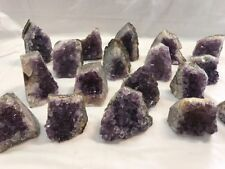 1 X Amethyst Cluster From Uruguay With Cut Base - Chosen At Random - Small Size