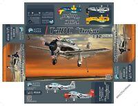 Kitty Hawk KH32015 1:32 T-28C Trojan (Model Building Kit)