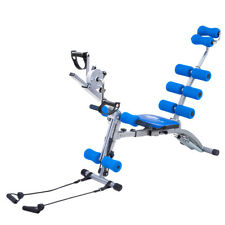 Multi-functional Twister AB Rocket Abdominal Trainer Core Trainer Bench Stepper