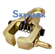 2 WAY 3 Ton Dent Repair Body Box Auto Car Puller Single Rack Clamp Self Tighten