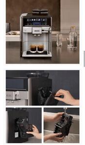 Siemens Fully Automatic Coffee Machine EQ.6 plus s500 Graphite TE655203RW