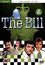 THE BILL - VOLUME 5 - DVD - REGION 2 UK