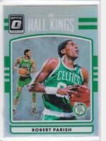 2016-17 Robert Parish Panini Donruss Hall Kings #22 Prizm Boston Celtics