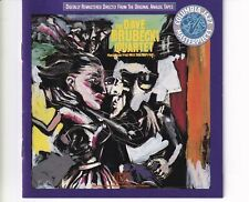 CD DAVE BRUBECK QUARTET	plays music from west side story	EX+ (A4982)