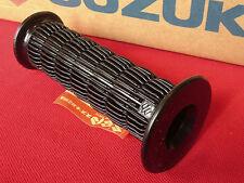 SUZUKI RUBBER HAND GRIP RV90 RV125 TC125 TS125 TC185 TS185 TS250 TS400 GT750 OEM