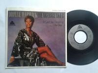 """Dionne Warwick / Heartbreaker 7"""" Vinyl Single 1982 mit Schutzhülle"""