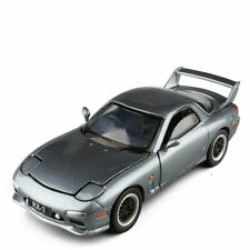 1:32 Mazda Rx7 Fd Sports Car Model Car Alloy Diecast Toy Vehicle Kids Gift Gray