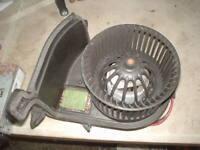 renault clio sport 172 phase 1 heater blower fan