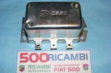 Fiat 500 D/f/l/r Regolatore Meccanico di tensione Dinamo Impianto elettrico NUOV