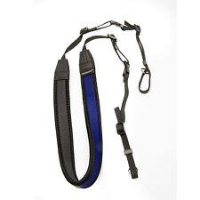 Promaster Professional Cushion DSLR Camera Strap w/ QR Quick Release  BLUE #1031
