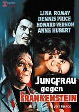 Jungfrau gegen Frankenstein | X-Rated Ungekürzte Kleine Hartbox Jess Franco DVD