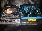 WATCHMEN STEELBOOK édition Limitée Spot brillant Blu-ray + DVD Neuf et scellé