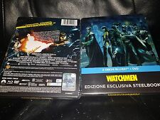 Watchmen Steelbook Limited Edition Spot Gloss Blu-Ray + DVD Brand New and Sealed