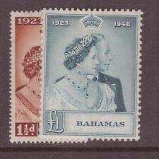 Bahamas 1948 Royal Silver Wedding  Mint hinged cat £38