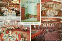 1960s The Manor At West Orange NJ Oversized Giant Postcard New Jersey !