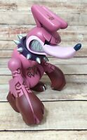 Touma Toy2R Hell Gate Guard Pink Hell Hound Limited Vinyl Toy Kaiju Dog Figure