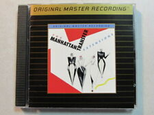THE MANHATTAN TRANSFER EXTENSIONS MFSL ORIGINAL MASTER RECORDING GOLD CD VG+ OOP