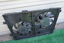 2007 2009 LINCOLN MKZ FORD EDGE RADIATOR COOLING FAN OEM ASSEMBLY 2008