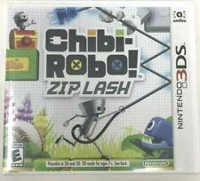 NEW Chibi-Robo!: Zip Lash - Nintendo 3DS Standard Edition