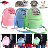 Pet Carrier Bag Portable Small pets Breathable Hamster Outgoing Bags for Hedgeho
