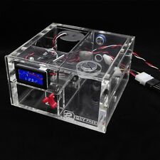 COMBO RESERVOIR + PUMP + FITTINGS + FLOW METER + LED THERMOMETER WATER COOLING