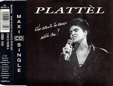 PLATTEL : WHO WANTS TO DANCE WITH ME / 3 TRACK-CD (COLUMBIA COL 657771 2)