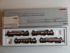 MARKLIN HO - 37605 VT 11.5 Trans Europ Express TEE - Digital Sound Triebzug