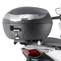 GIVI SPECIFIC REAR RACK TOP CASE MONOLOCK HONDA STRENGTH 125 ABS 15-16 SR1140