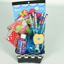 Thank You, Thinking of You,Teacher's Appreciation Gift Basket -Butterfly Garden