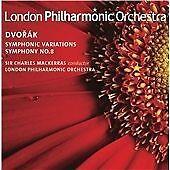 Antonin Dvorak - Symphonic Variations; Symphony No. 8 - Charles Mackerras