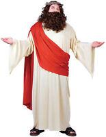 Jesus Plus Size Adult Mens Costume Biblical Historical Religious XXL Halloween