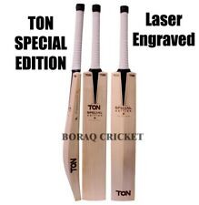 "TON ""Laser Engraved"" Special Edition English Willow Cricket Bat 2.9 Amazing Bat"