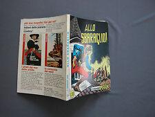 14 IL COMANDANTE MARK - ALLO SBARAGLIO - 1ª ristampa 07/1973 L 200