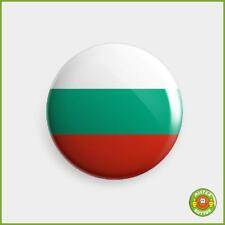 Bulgarien Button Ansteckbutton Länderflagge Länderbutton