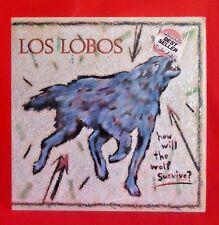 """LOS LOBOS - HOW WILL THE WOLF SURVIVE - VINYL 12"""" ALBUM"""